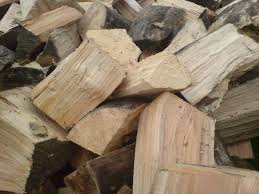 How to light a log fire